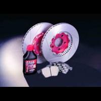 """GALFER sada předních brzdových kotoučů a desek """"kit EXTREME"""" JAGUAR X-Type (CF1)  2.0i V6 24V -- rok výroby 02- / brzdový systém BCH, průměr kotouče 300mm, počet otvorů na šrouby 5 ( tato sada obsahuje sadu předních desek FDR1065, pár drážkovaných plovoucích předních kotoučů DFX, brzdovou kapalinu Racing a carbonové protihlukové shimy )"""