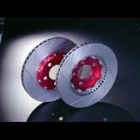 """GALFER přední sportovní plovoucí brzdové kotouče řada """"DFX"""" JAGUAR X-Type (CF1) 3.0i V6 24V -- rok výroby 01-> ( průměr kotouče 300mm, počet otvorů na šrouby 5 )"""