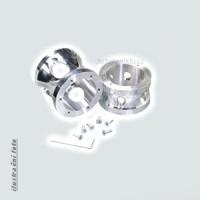 ISOTTA náboj pro montáž sportovních volantů provedení ALU BOXER Jaguar X55 -- rok výroby 90- ** pro vozy bez airbagu